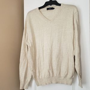 J. Crew V-Neck 100% Cotton Sweater